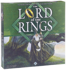 The Lord of the Rings: Board Game