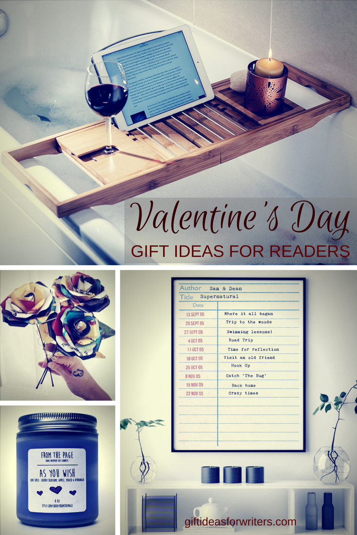 Valentine's Day Gifts for Readers & Book Lovers
