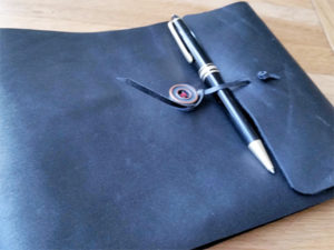Leather Music Journal