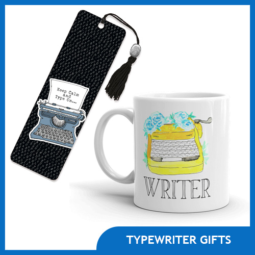 20 Amazing Typewriter Gifts for Writers