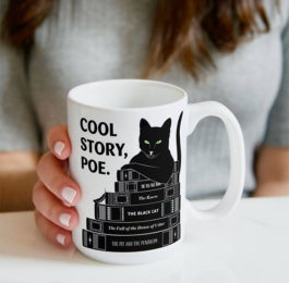 Cool Story Poe Mug - Gifts for English Teachers