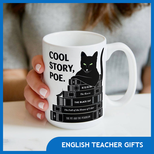 15 Funny & Original Gifts for English Teachers