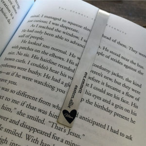 Personalized Bookmark for Mom - Gifts for Mother's Day for Readers