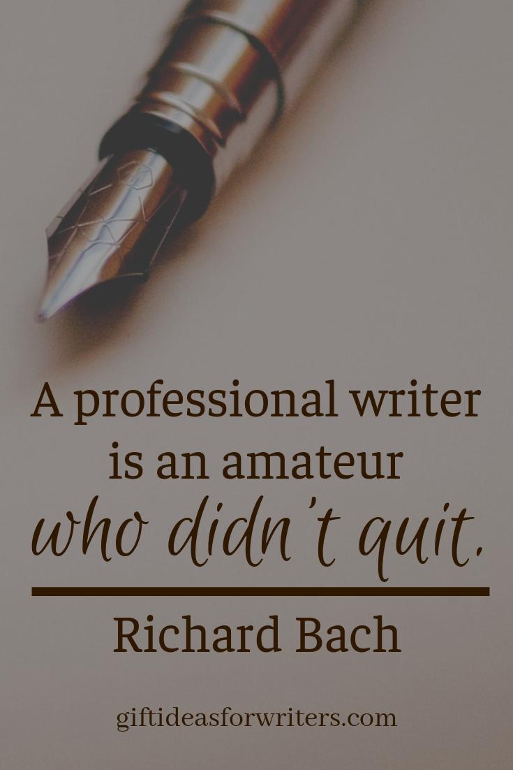 Richard Bach Writing Quote