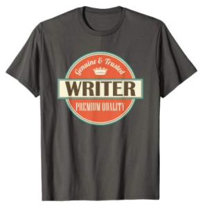 Premium Quality Writer Shirt