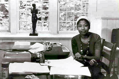 Alice Walker Writing Desk