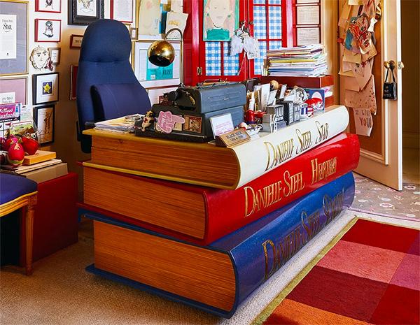 Danielle Steel Writer Desk