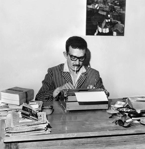 Gabriel García Márquez Writing Desk