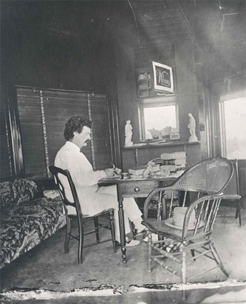 Mark Twain Writing Desk
