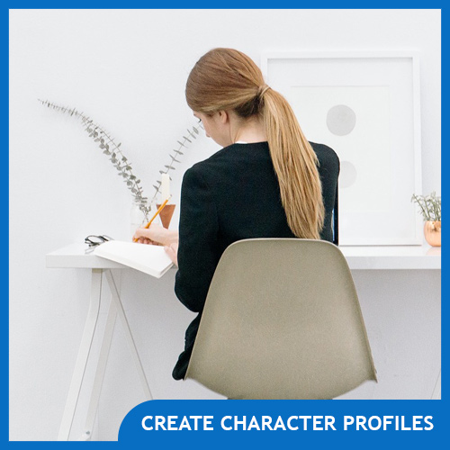 How to Create a Character Profile (Free Template!)