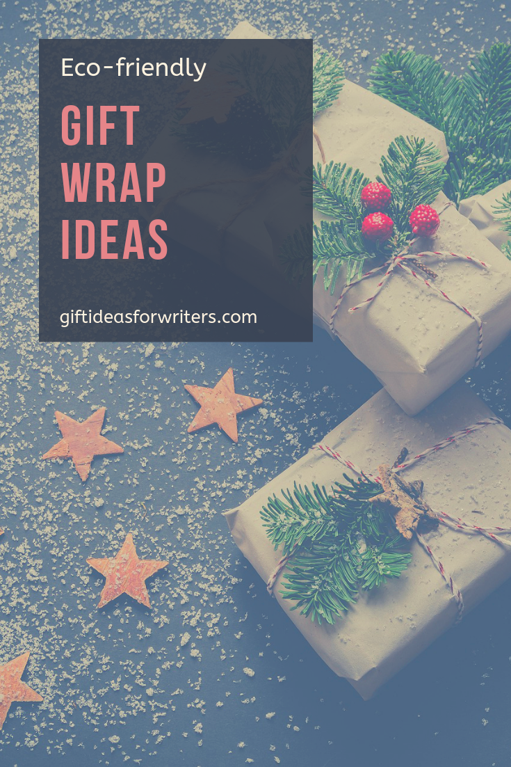 7 Eco Friendly Gift Wrapping Ideas