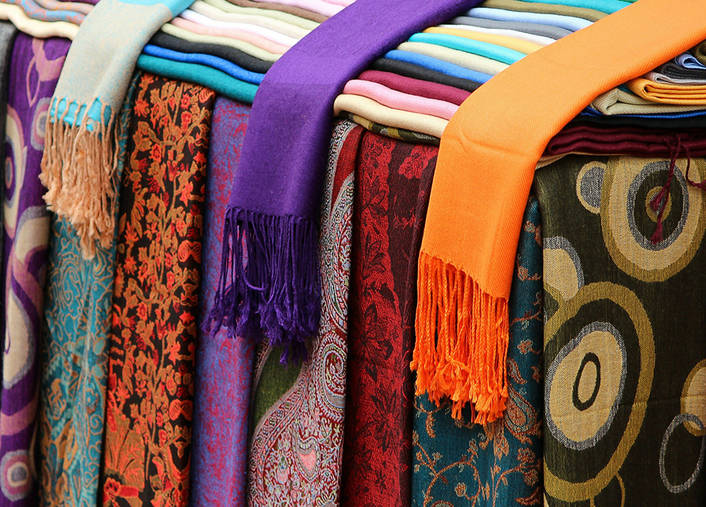 Scarves Eco Friendly Gift Wrapping