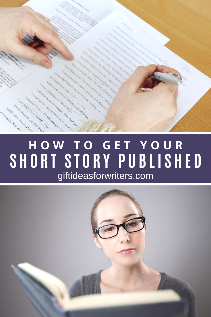 How to Get Your Short Story Published