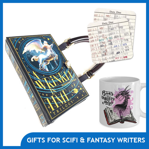 20 Gifts for Sci-fi & Fantasy Writers